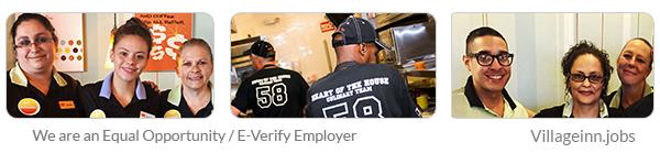 EQUAL OPPORTUNITY / E-VERIFY EMPLOYER